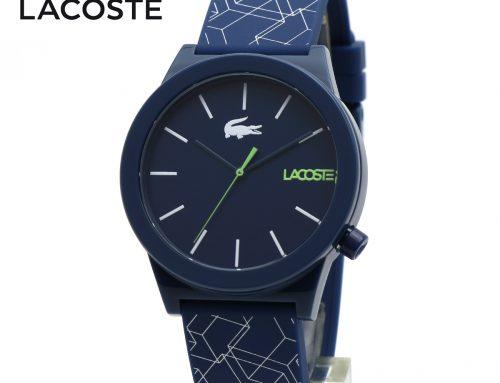 LACOSTE ラコステ メンズ 腕時計 MOTION モーション 2010957 幾何学模様